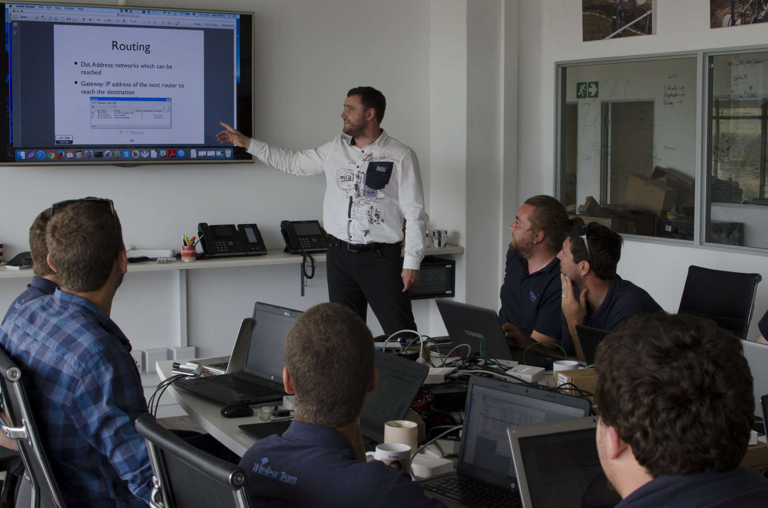 Mikrotik Training & Qualification - Oculus IP Architects
