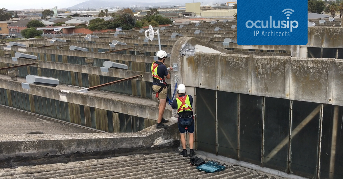 Safety & Fall Arrest – Technical Installations