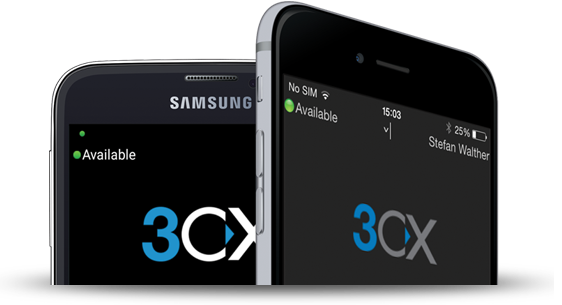 3CX Phone Mobility